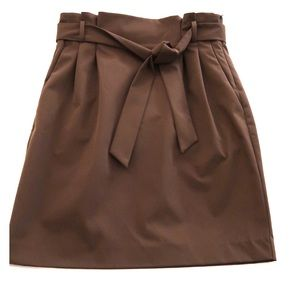 High wasted H&M skirt